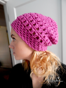 Five free patterns: Michele from Stitch & Hustle - The Crochet Dude