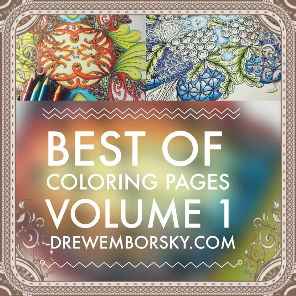 Best of Coloring Pages - Vol 1