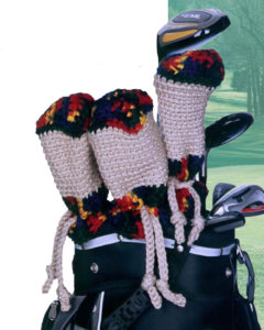Free crochet pattern: Baffy Buddies by Drew Emborsky, aka The Crochet Dude