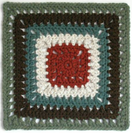 Free Crochet Afghan Square Pattern Knot So Fast The Crochet Dude