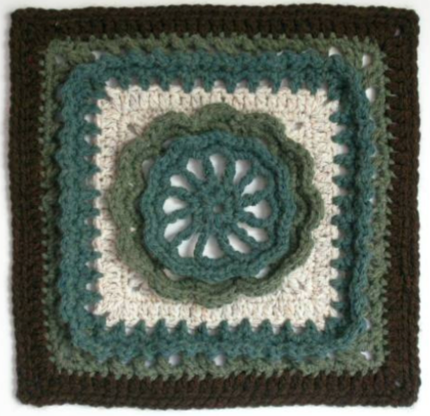 Free Crochet Afghan Pattern Pantheon The Crochet Dude