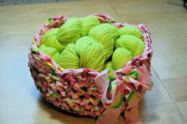Free Crochet Pattern Fabric Bowl The Crochet Dude