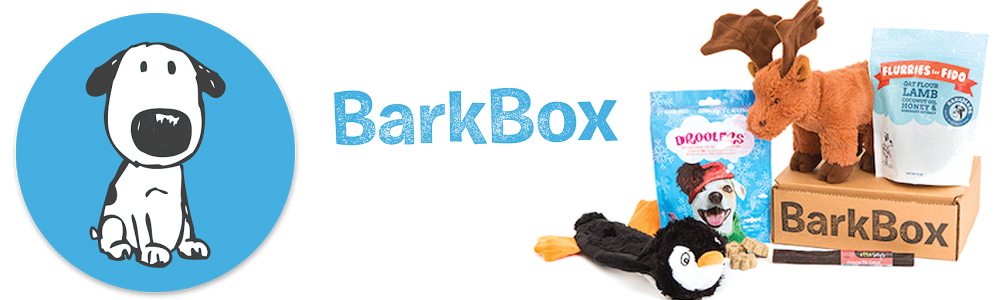 Barkbox subscriptions for dogs