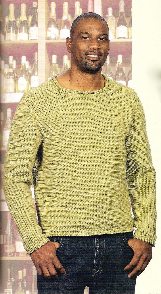Free crochet pattern: Comforolled by Drew Emborsky, aka The Crochet Dude