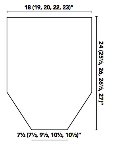 sleeve diagram