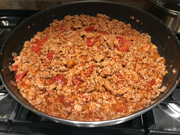 Free recipe: Turkey Sloppy Joes from Drew Emborsky, aka The Crochet Dude