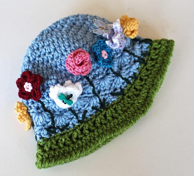 18 Free Crochet Patterns For Spring Via Thecrochetdude The Crochet