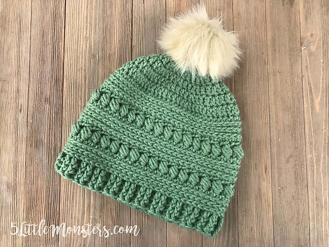 20 Free Crochet Patterns For Hats The Crochet Dude