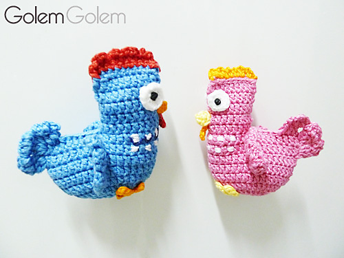 18 Free Crochet Chicken Patterns The Crochet Dude