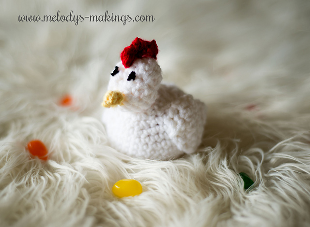 Rooster – Amigurumi Patterns | 469x640